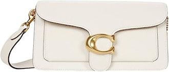 COACH Polished Pebble Leather Tabby Shoulder Bag