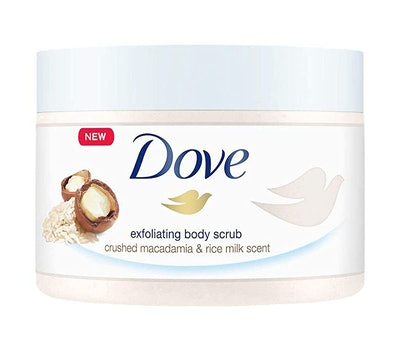 Dove Exfoliating Body Scrub
