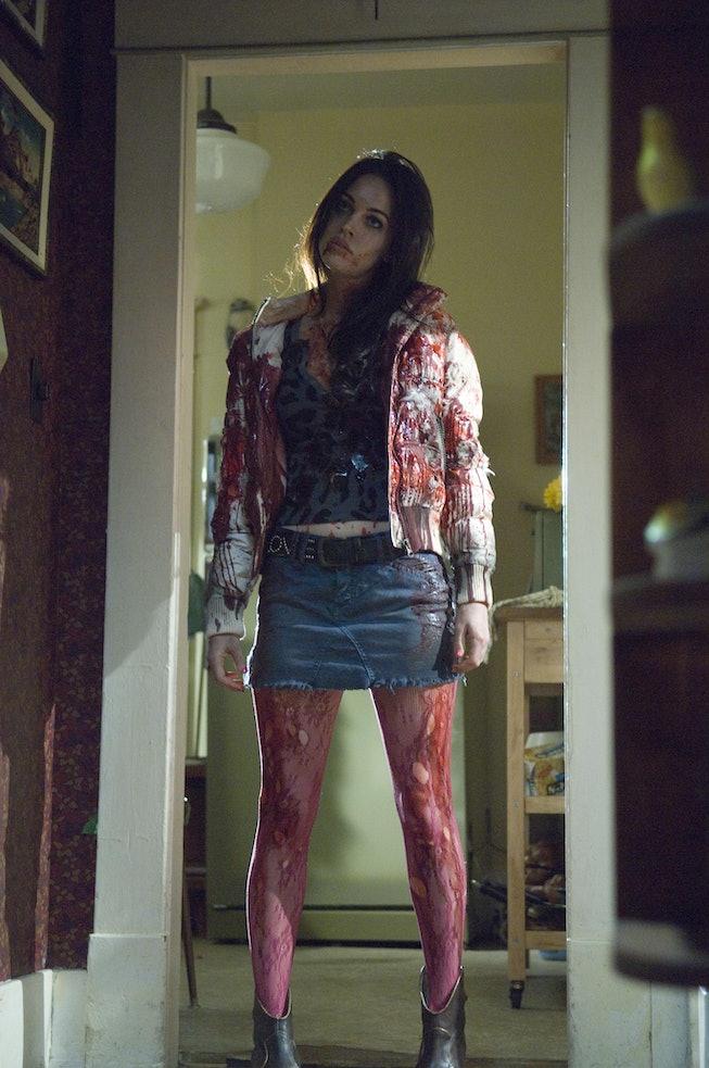Megan Fox in 2009's Jennifer's Body.