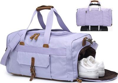 Bluboon Weekender Duffel Bag