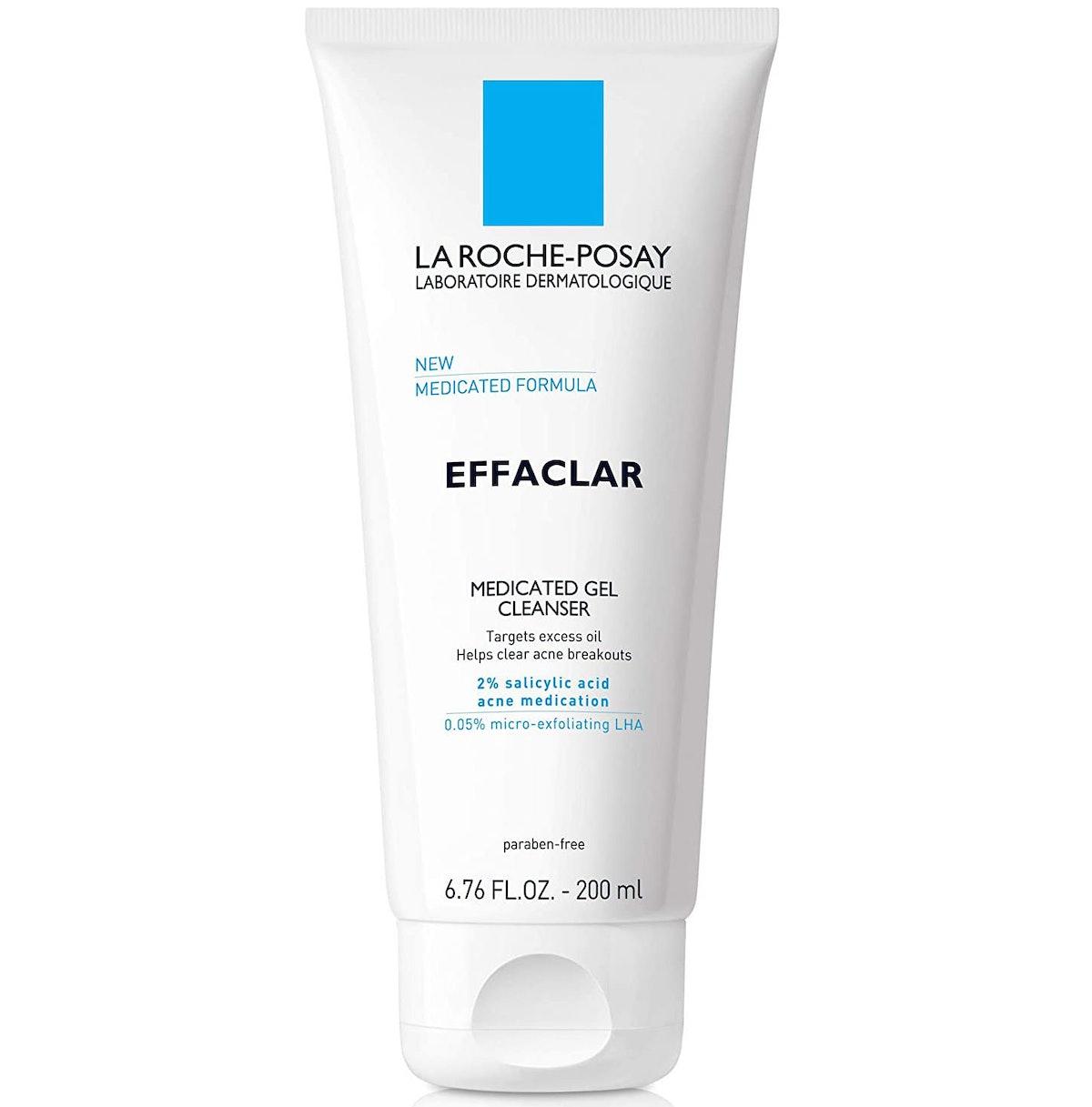 La Roche-Posay Effaclar Medicated Gel Acne Face Wash