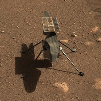 Ingenuity: 9 images show the helicopter's greatest moments on Mars
