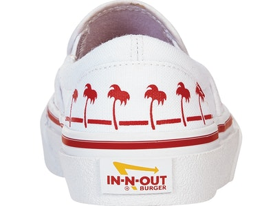 In-N-Out Drink Cup Sneakers
