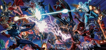 Secret Wars 2015 event in Marvel Comics