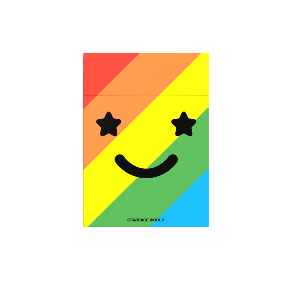 Rainbow Hydro-Stars