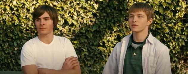Zac Efron stars in the 2009 film, '17 Again.'