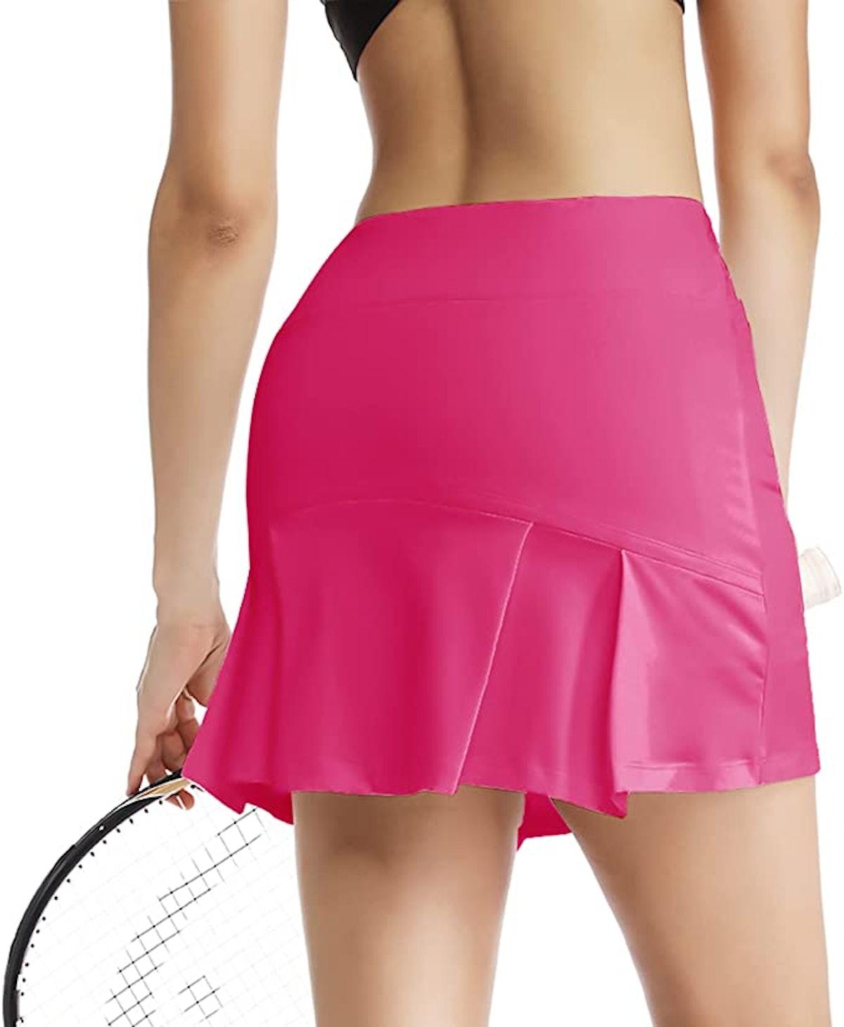 Ultrafun Active Pleated Tennis Skort