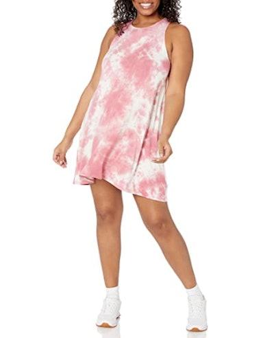 Wild Meadow Knit Tank Swing Dress