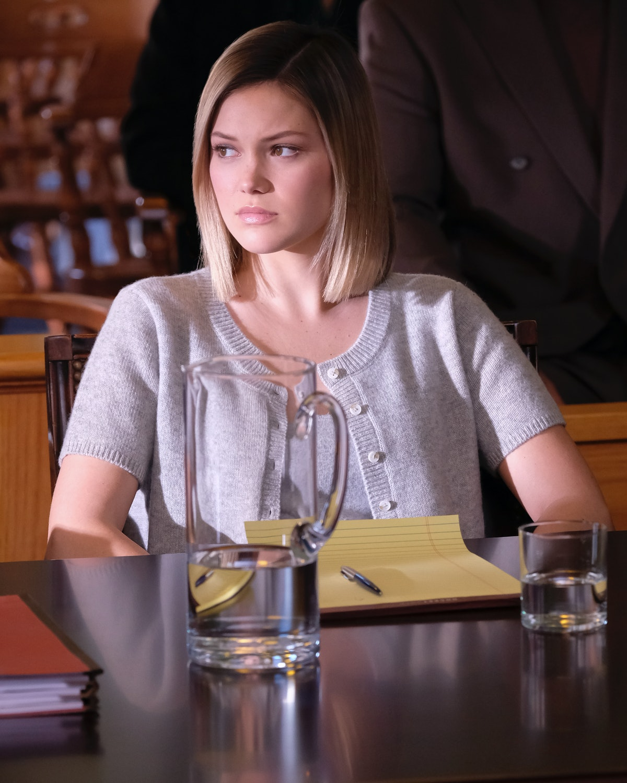 OLIVIA HOLT as Kate Wallis in Freeform's 'Cruel Summer'