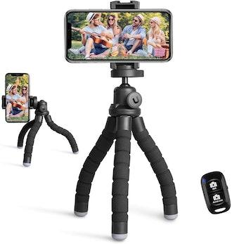 UBeesize Portable Tripod with Wireless Remote
