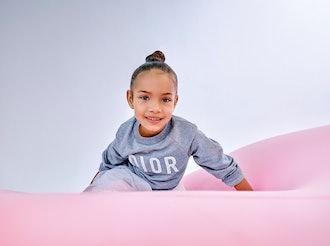 Baby Dior Heather Sweatshirt