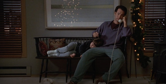 Tom Hanks stars in the 1993 film, 'Sleepless in Seattle.'