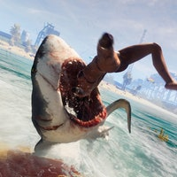 You need to play the most ridiculous action game ever made ASAP