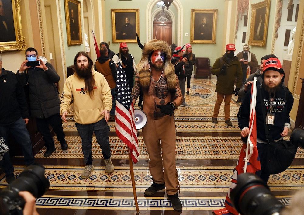 Capitol riots