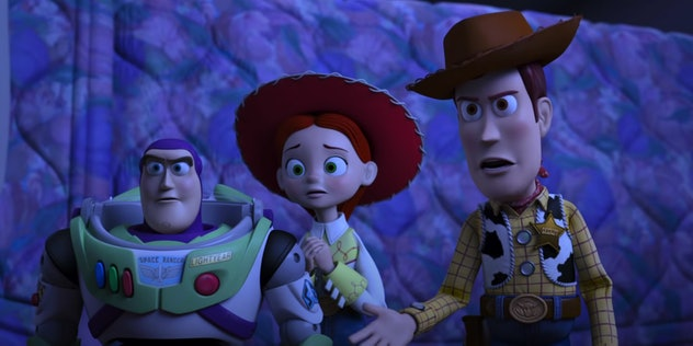'Toy Story of Terror' is a Halloween themed short streaming on Disney+.