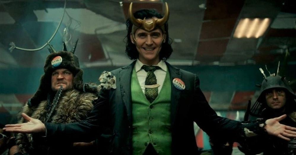 Marvel Cinematic Universe Television Disney+ Loki Episode 4