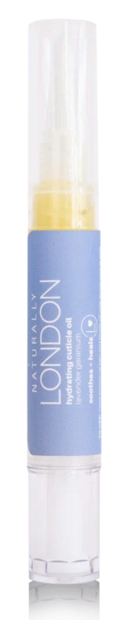 Naturally London Hydrating Cuticle Oil With Willow Bark Extract