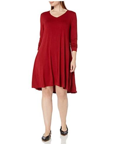 Daily Ritual Long Sleeve Dress
