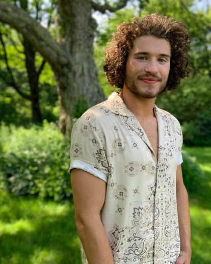 Christian Birkenberger is a contestant on 'Big Brother' 23. Photo via CBS