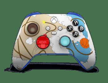 Xbox Road Runner vs Wile E. Coyote Wireless Controller