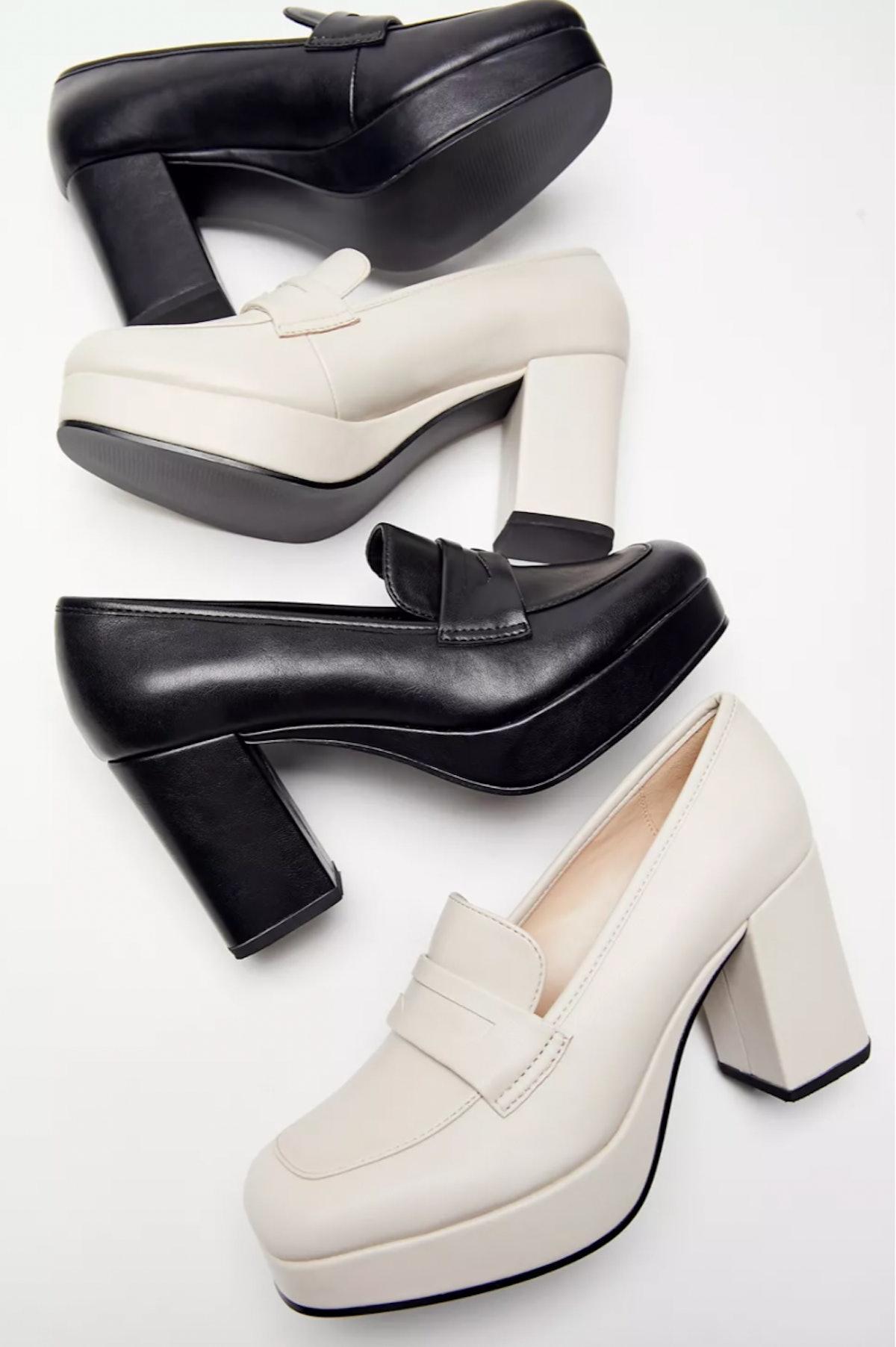 UO Femme Heeled Loafer