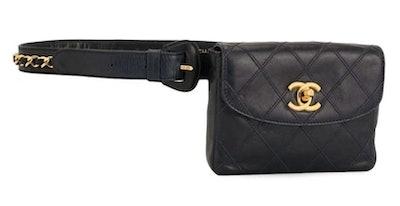 Cosmos Line Chain Belt Bag