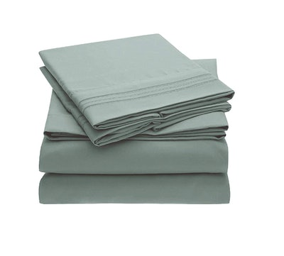 Mellanni Queen Size Bed Sheets