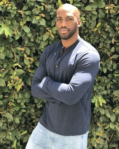 Xavier Prather is a contestant on 'Big Brother' 23. Photo via CBS