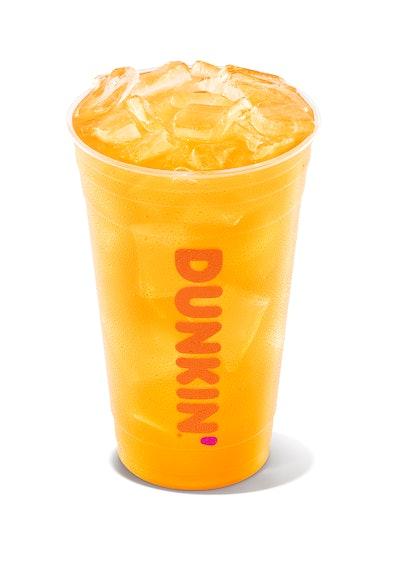 Dunkin's summer 2021 menu features three new Lemonade Refreshers.