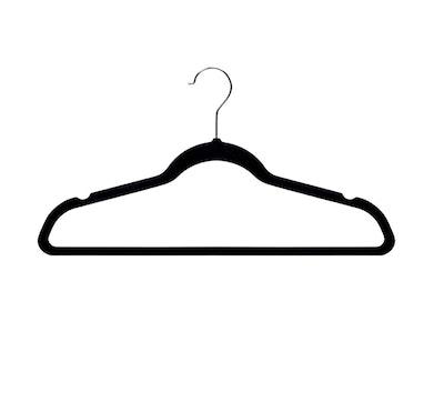 Amazon Basics Slim Non-Slip Clothes Suit Hangers (30-Pack)