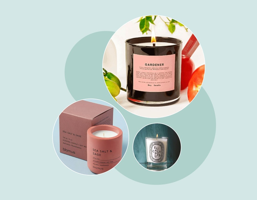 Savoury smelling candles