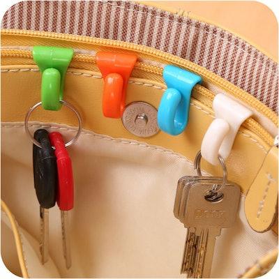 AKOAK Handbag Key Hook (6 Pieces)