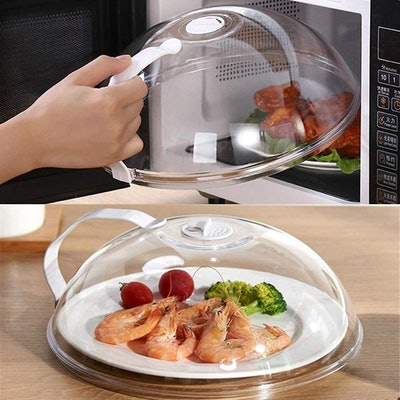 Tinxy Microwave Splatter Cover (Set of 2)