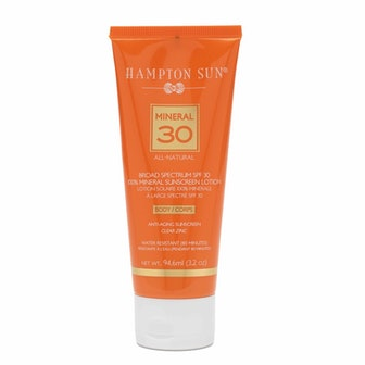 Mineral Anti-Aging SPF 30 Lotion