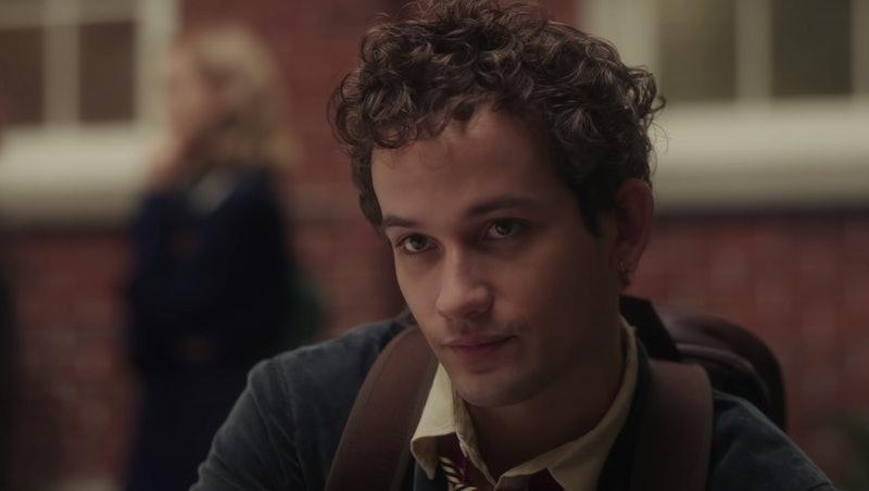 Eli Brown, who plays Obie on HBO Max's 'Gossip Girl' reboot, via a trailer screenshot.