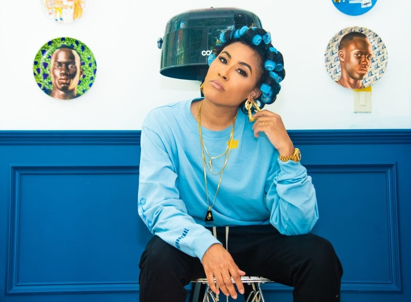 Bephies Beauty Supply designer Beth Birkett talks race-based hair discrimination, supporting Black-owned brands, and celebrating Crown Day.