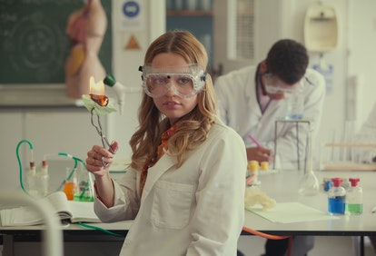 Aimee Lou Wood in 'Sex Education'