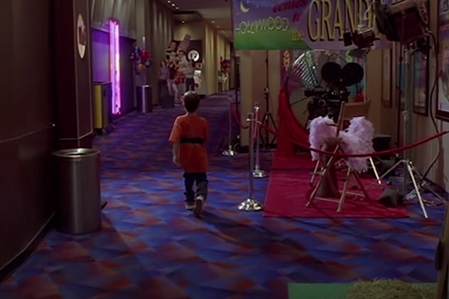 'The Phantom of the Megaplex' is a Disney Channel Original film from 2000.
