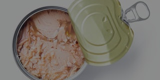 tuna fish can