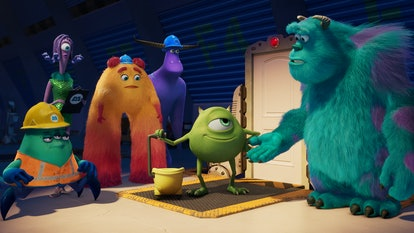 Ben Feldman stars in the upcoming Disney+ series 'Monsters At Work.'