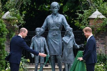 Princess Diana Statue