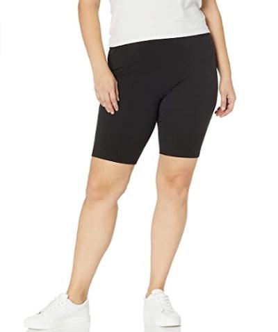 Just My Size Stretch Jersey Bike Shorts