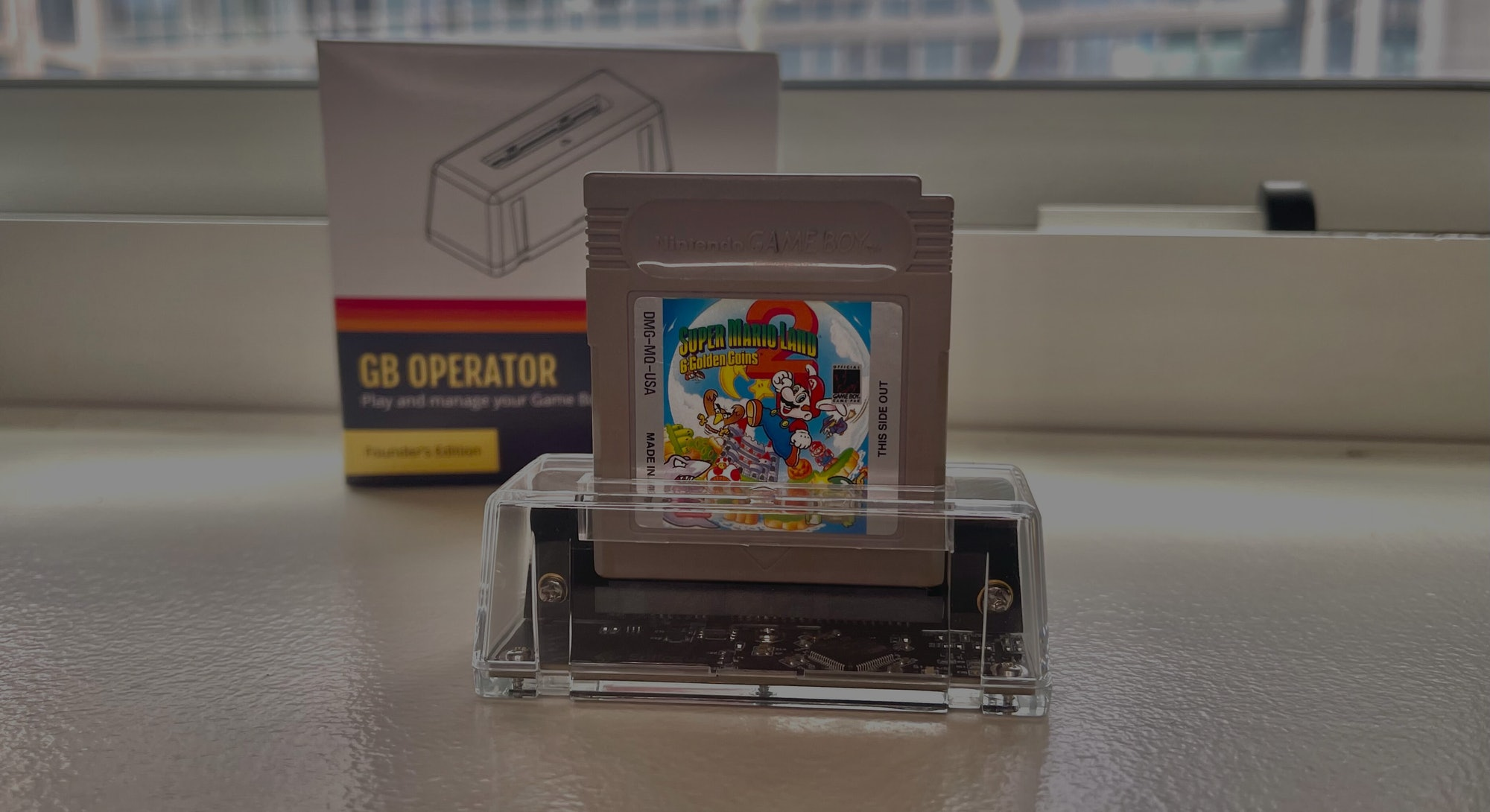 GB Operator review: The easiest way to play actual Game Boy games on PC and Mac