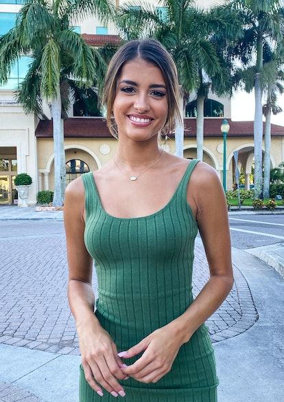Alyssa Lopez is one of the 'Big Brother' 23 contestants. Photo via CBS