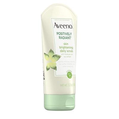 Aveeno Positively Radiant Facial Scrub