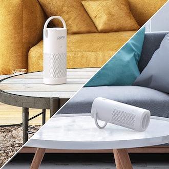 PureZone Mini Portable Air Purifier