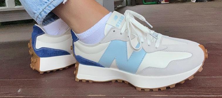 New Balance x STAUD 327 sneaker