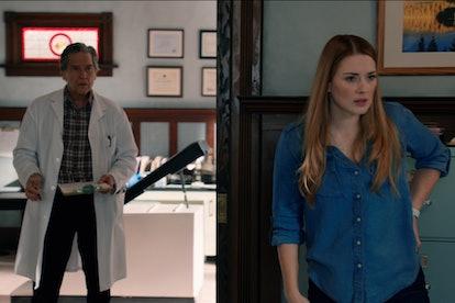 Doc may be going blind in 'Virgin River' Season 3. Photo via Netflix