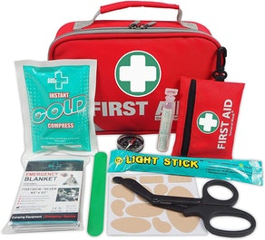 2-in-1 First Aid Kit (215 Piece)