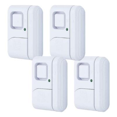 GE Personal Security Alarm (4-Pack)